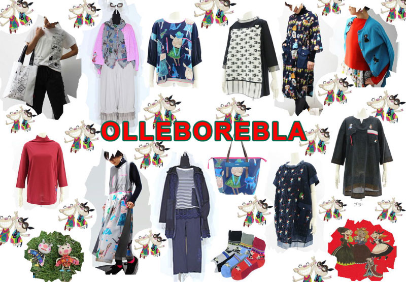 OLLEBOREBLA 2019 Spring Collection